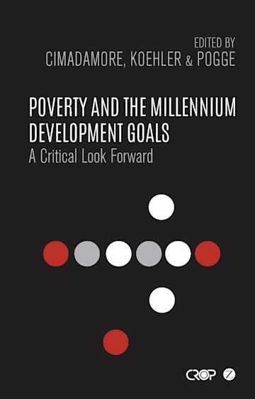 Poverty and the Millennium Development Goals cover