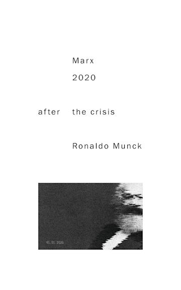 Marx 2020 cover