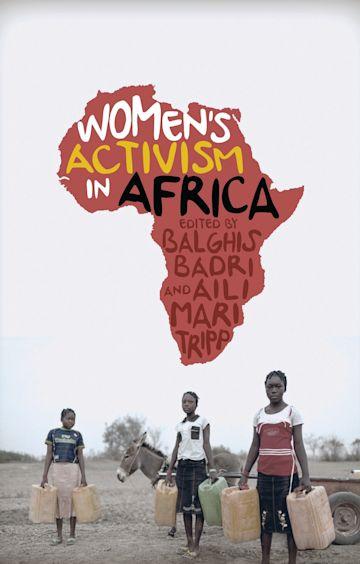 Women's Activism in Africa cover