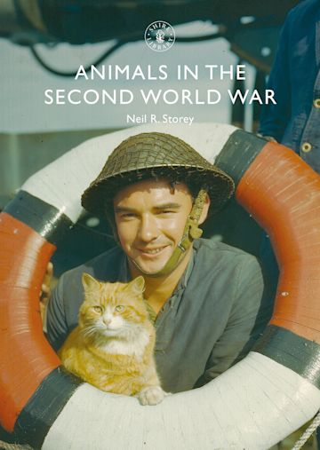 Animals in the Second World War cover