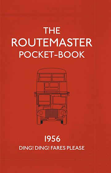 The Routemaster Pocket-Book cover