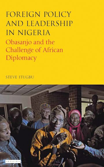 Foreign Policy and Leadership in Nigeria cover