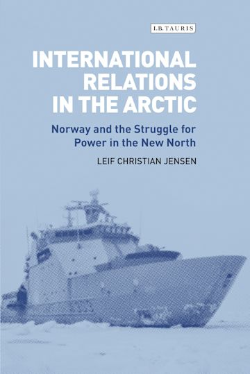 International Relations in the Arctic cover