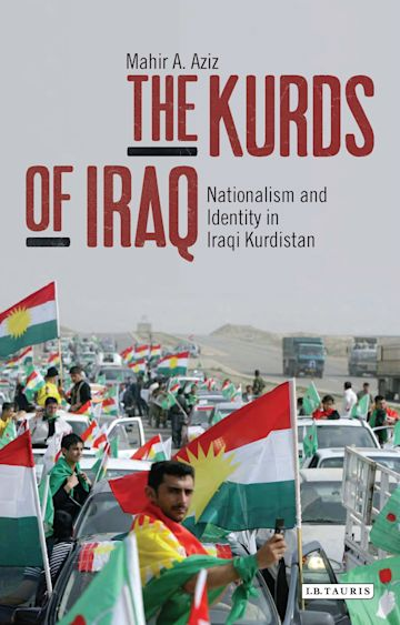 The Kurds of Iraq cover