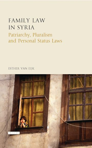 Family Law in Syria cover