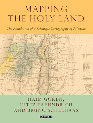 Mapping the Holy Land cover