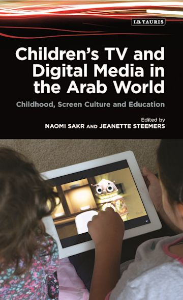 Children's TV and Digital Media in the Arab World cover
