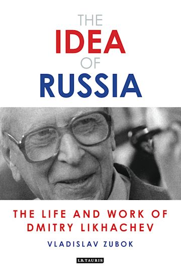 The Idea of Russia cover