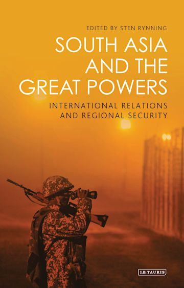 South Asia and the Great Powers cover