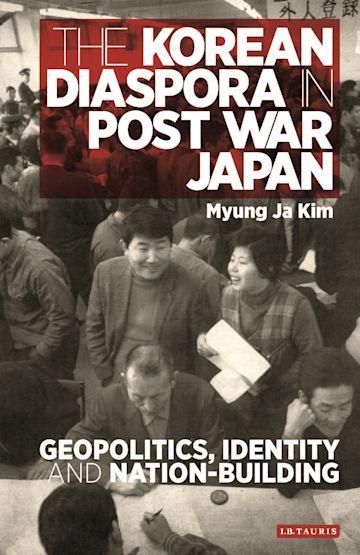 The Korean Diaspora in Post War Japan cover
