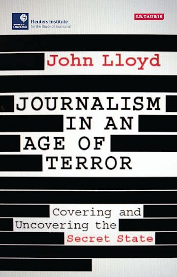 Journalism in an Age of Terror cover