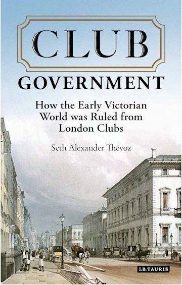 Club Government cover