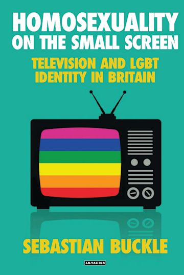Homosexuality on the Small Screen cover