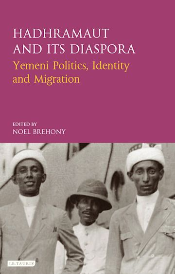 Hadhramaut and its Diaspora cover