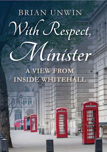 With Respect, Minister cover