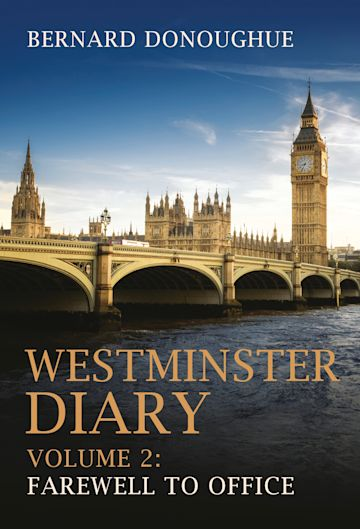 Westminster Diary: Volume 2 cover