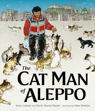 The Cat Man of Aleppo cover