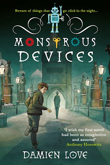 Monstrous Devices cover