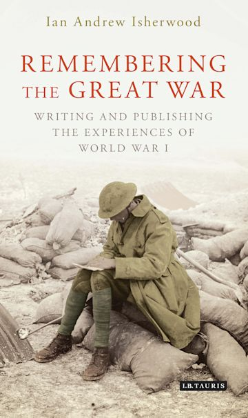 Remembering the Great War cover