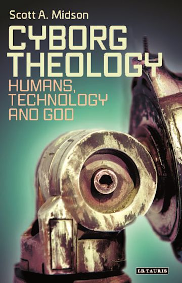 Cyborg Theology cover