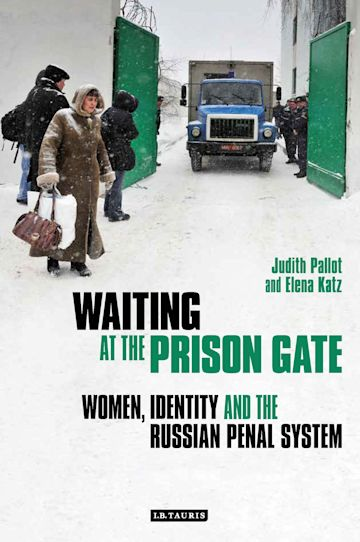 Waiting at the Prison Gate cover