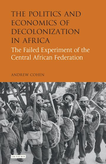 The Politics and Economics of Decolonization in Africa cover