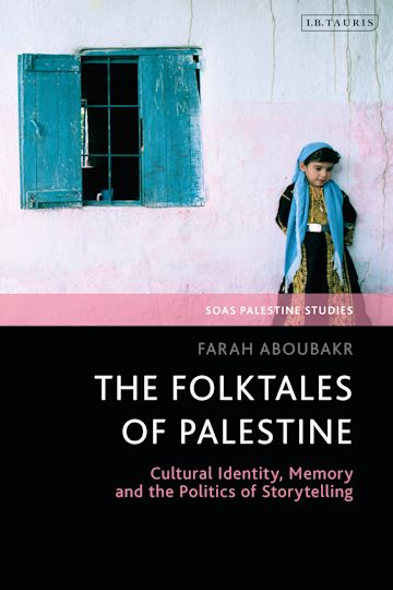The Folktales of Palestine cover