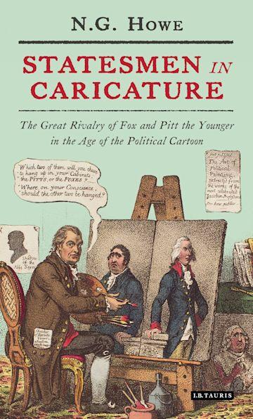 Statesmen in Caricature cover