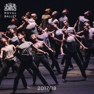 The Royal Ballet Yearbook 2017/18 cover