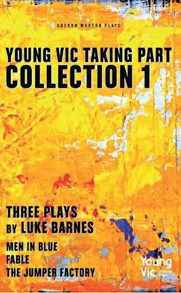 Young Vic Taking Part Collection 1 cover