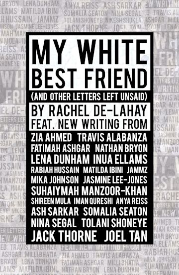 My White Best Friend cover