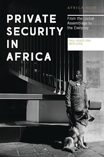 Private Security in Africa cover