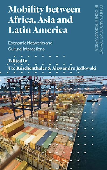 Mobility between Africa, Asia and Latin America cover