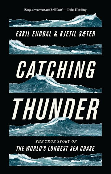 Catching Thunder cover
