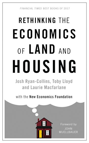 Rethinking the Economics of Land and Housing cover