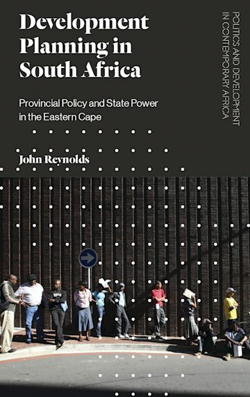 Development Planning in South Africa cover