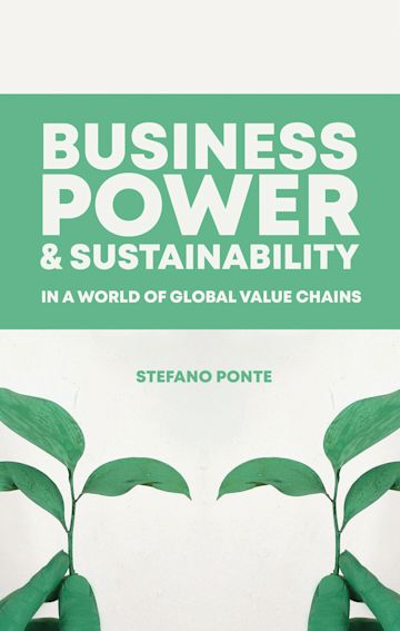 Business, Power and Sustainability in a World of Global Value Chains cover
