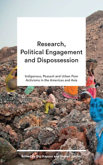 Research, Political Engagement and Dispossession cover