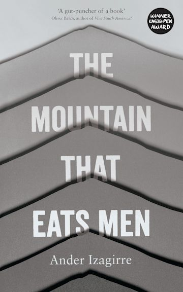 The Mountain that Eats Men cover