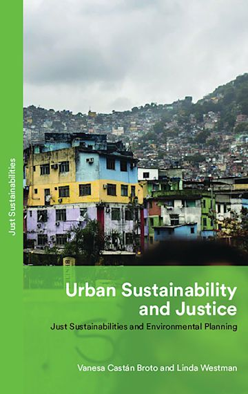 Urban Sustainability and Justice cover