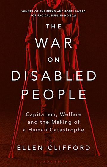 The War on Disabled People cover