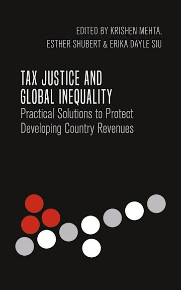 Tax Justice and Global Inequality cover