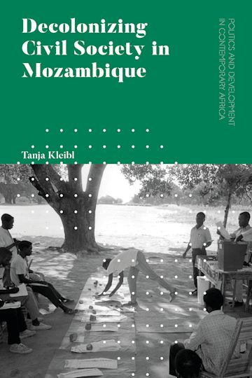 Decolonizing Civil Society in Mozambique cover