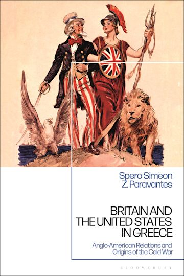 Britain and the United States in Greece cover