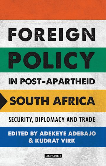 Foreign Policy in Post-Apartheid South Africa cover