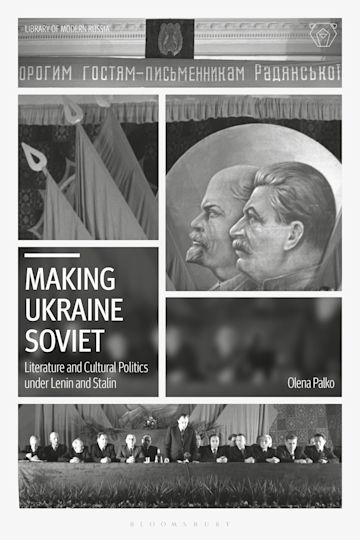Making Ukraine Soviet cover