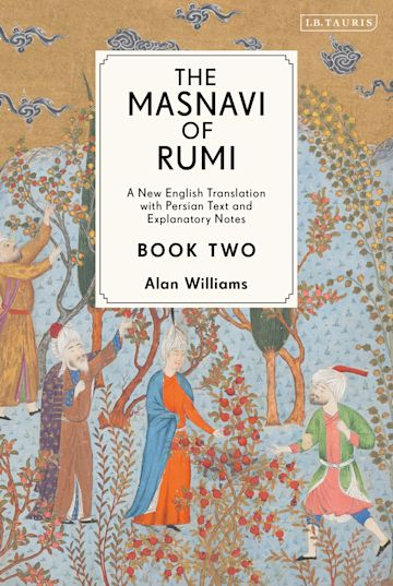 The Masnavi of Rumi, Book Two cover