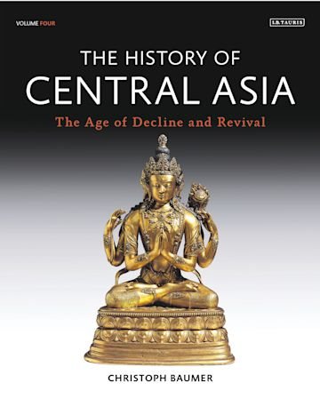 History of Central Asia, The: 4-volume set cover
