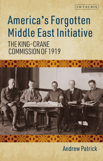 America's Forgotten Middle East Initiative cover