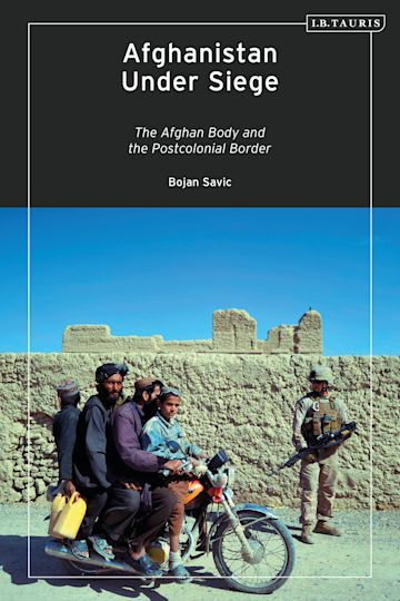 Afghanistan Under Siege cover